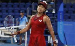 Japan's Osaka eliminated from Tokyo Olympics in shock defeat