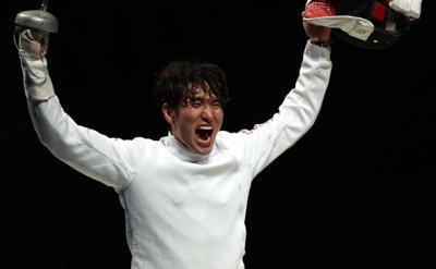 Korea wins bronze in men's team epee fencing
