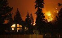 Biden declares emergency in California over Caldor fire