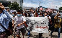 Myanmar rejects UN resolution urging arms embargo