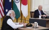 Ganging up on China 'is doomed to fail', Beijing's ambassador tells India