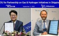 Hyundai Glovis partners up with Norwegian shipper for eco-friendly biz