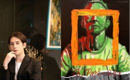 Actor-turned-artist Park Ki-woong to hold second exhibition