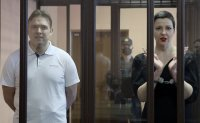 Belarus court gives opposition activists lengthy sentences