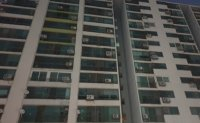 Aging apartments start energy-saving campaigns to prevent blackouts