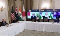 Korea leans toward partially joining Quad