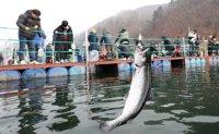 Environment minister faces backlash for bashing ice fishing festival