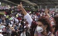 Mexico votes on Lopez Obrador's 'transformation' at mid-term