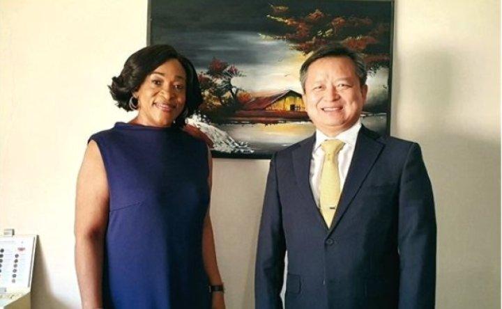 Korea-Africa Foundation president visits Ghana, promotes forum
