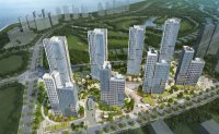 """Hyundai E&C offers 1,100 """"Hillstate"""" apartments in Songdo"""