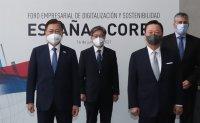 Korea, Spain hold biz forum to mark President's Madrid visit