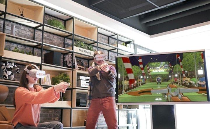 SKT, KT, LGU+ beef up competition in VR content