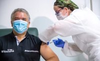 'Mu' coronavirus variant predominant in Colombia: health official
