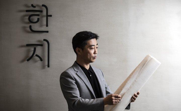 Hanji maker keeps centuries-old tradition alive