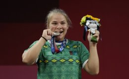 Olympic outsider teams celebrate rare gold medals in Tokyo