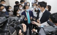 5-term lawmaker Hong Joon-pyo admitted back to main opposition party