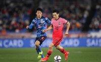 Korea fall to Japan 3-0 in men's football friendly