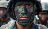 South Korean, US and Thai troops take parts in amphibious assault drills
