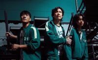 'Squid Game' ranks second in global Netflix chart