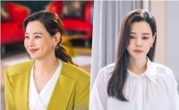 Lee Ha-nee on her double role in upcoming comedy series 'One the Woman'