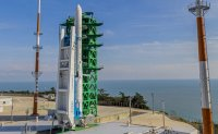 Chronology of major events leading to Korea's Nuri space rocket launch