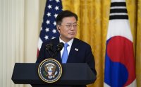 Moon orders thorough steps to follow up on summit deal with Biden