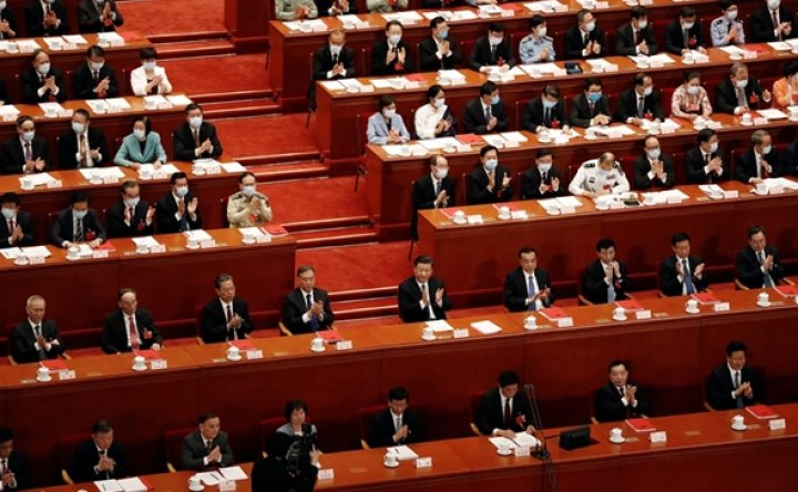 China approves Hong Kong security bill