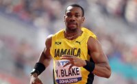 Sprinter Blake says he would rather miss Olympics than get COVID-19 vaccine