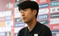 Korean captain Son Heung-min to miss World Cup qualifier vs. Lebanon with leg injury