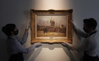 Rare painting by Van Gogh sold for $15.4 million in Paris