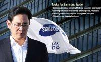 Four key tasks Samsung chief needs to address after parole