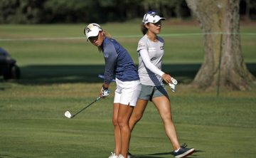 Ko collapses as Kang snatches win at Marathon Classic