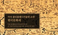 Korean collection at Cleveland Museum of Art unveiled in catalogue