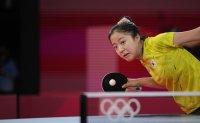 Teen ping pong player Shin Yu-bin to debut in Japanese league