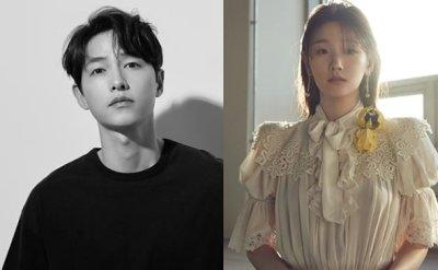 Song Joong-ki, Park So-dam to host opening of Busan film festival