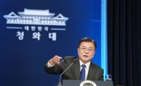 Moon urges North Korea to return to negotiation table