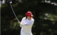 Golfer Park In-bee looking to defend Olympic gold