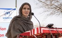 Angelina Jolie shares letter from Afghan girl in first Instagram post