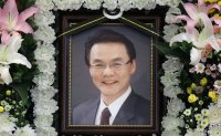 Ex-lawmaker Hong Sa-duk dies
