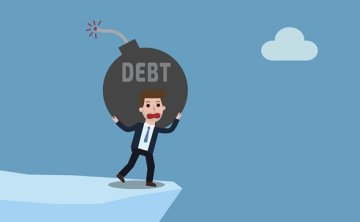 Young generation weighed down by heavy loans