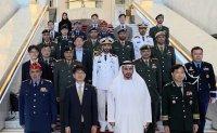 South Korea, UAE vow to strengthen defense ties