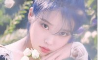 IU returns with a touch of the blues