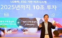 LG Chem to invest W10 trillion in next-generation businesses