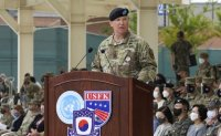 Gen. LaCamera takes office as new US Forces Korea chief