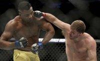 Ngannou eyes Jon Jones for first UFC heavyweight title defense