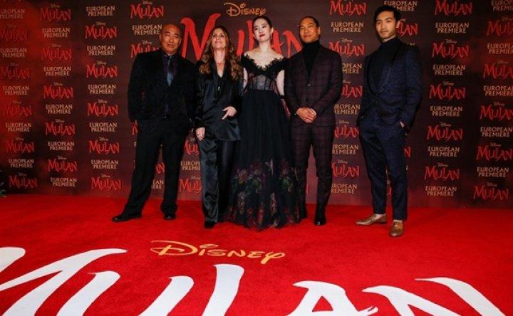 Disney shuffles movie schedule due to virus, 'Mulan' set for July