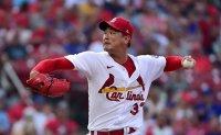 Cardinals' Kim Kwang-hyun gives up 2 homers in minor league rehab start