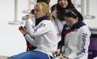 Speed skater sues ex-teammate over mental damage following Olympic controversy