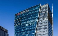 Lotte seeks to team up with PEF to acquire Hanssem