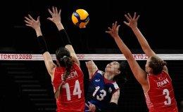 Korea shocks Turkey to reach semifinals in women's volleyball